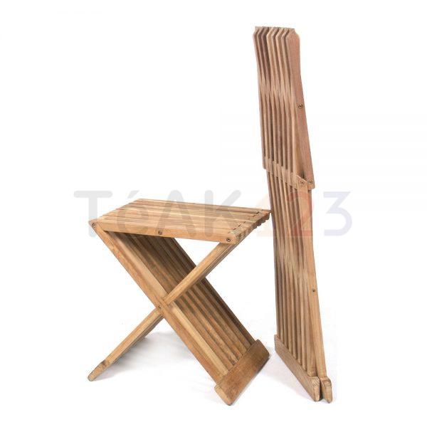 X Folding Chair
