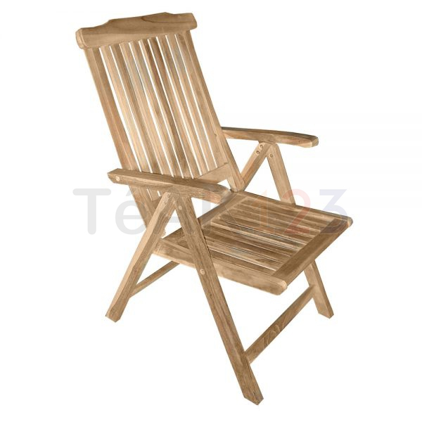 Barracuda 5 Position Chair