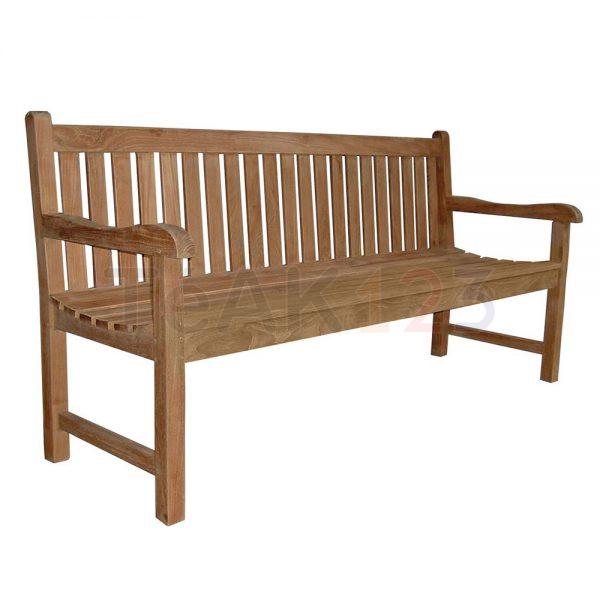 teak bench-garden