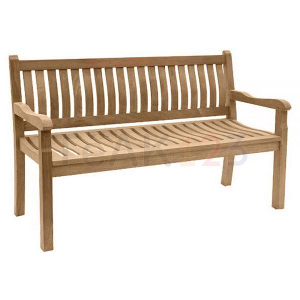 teak bench garden ergo