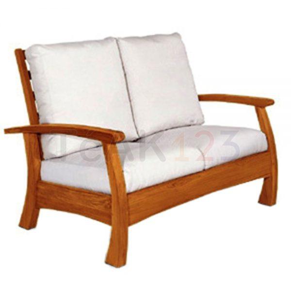 Ivory Love Seat