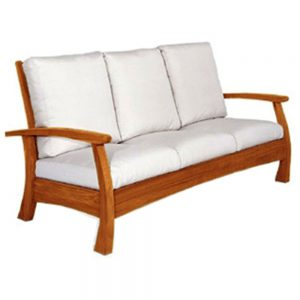 Ivory 3 Seater