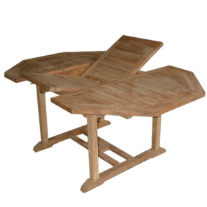 Octagonal Ext Table