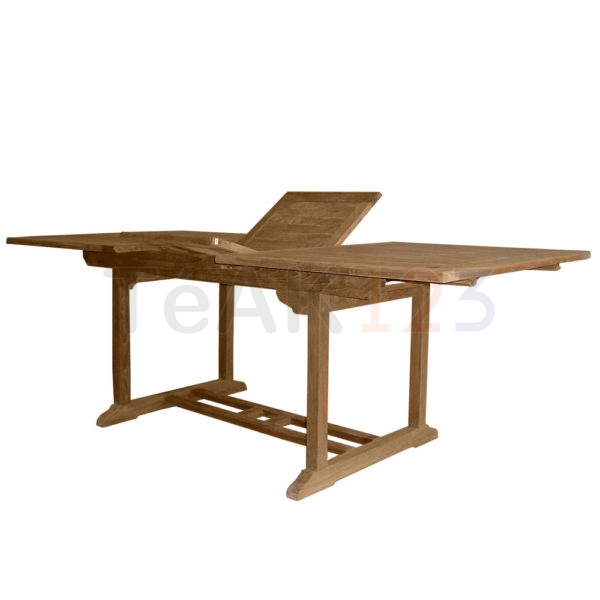 Rectangular Ext Table
