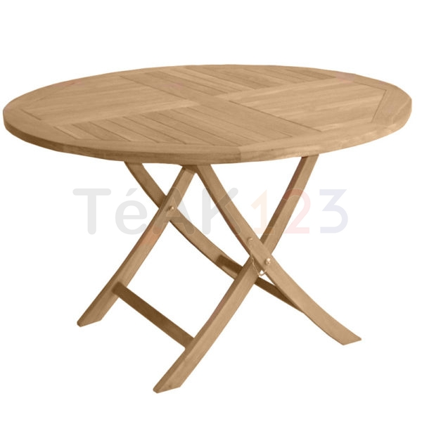 Round Folding Table 120