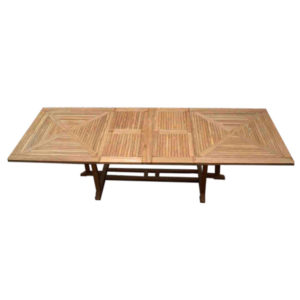 Royal Double Ext Table