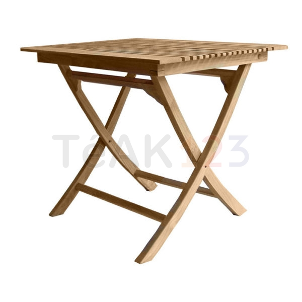 Square Bbq Folding Table