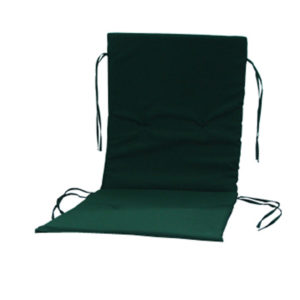Cushion Seat & Back For Folding Chair