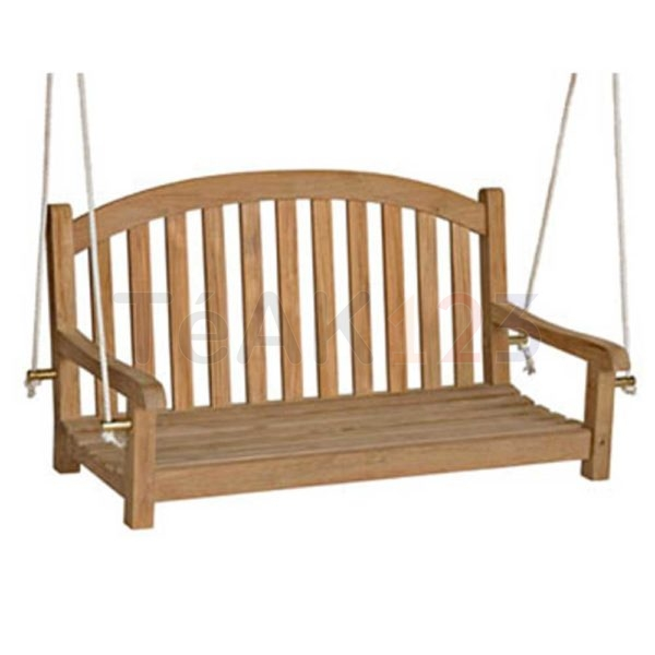 Garden Oval Port Swing Bench