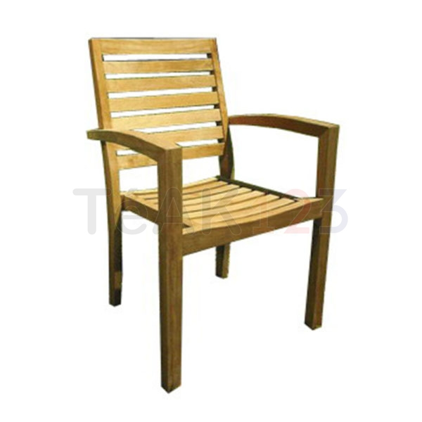 Virginia Stacking Chair