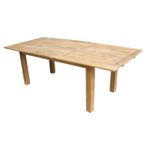Feliz Recta Ext Table
