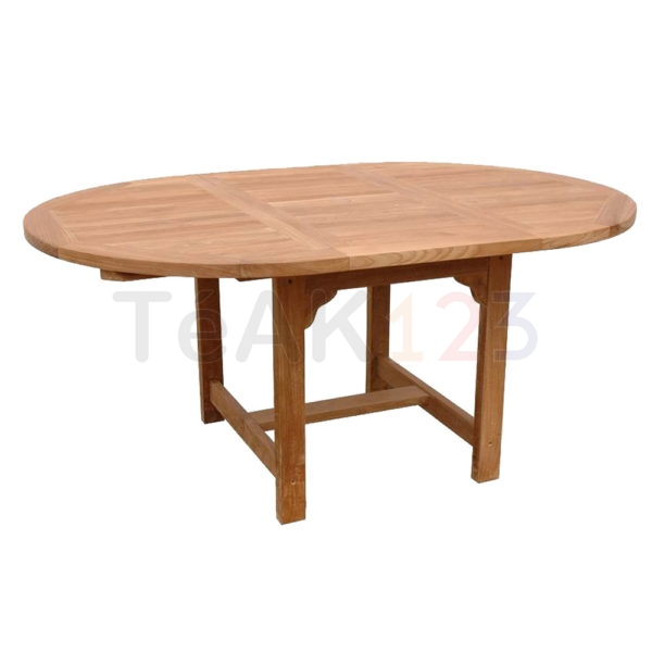 Simple Round Ext Table