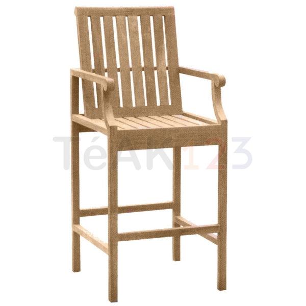 Barracuda Bar Arm Chair