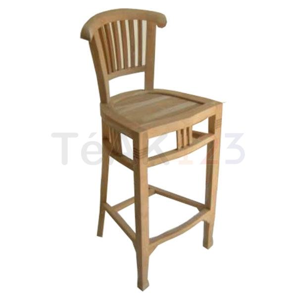 Bison Bar Chair